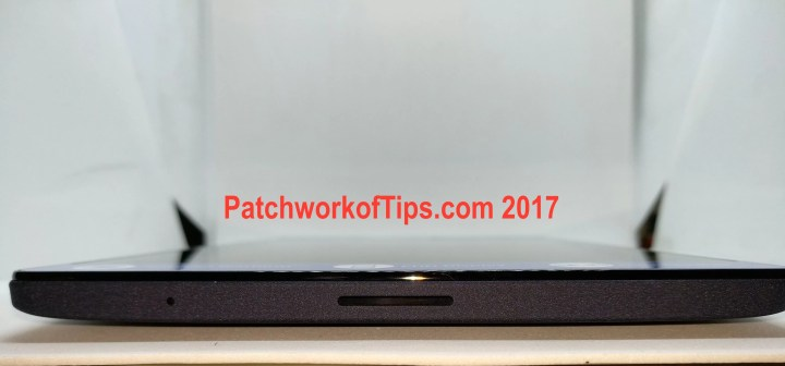 Lenovo TAB3 8 Plus Bottom Speaker and Microphone