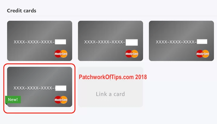 Nigerian Mastercard To Paypal Added 3