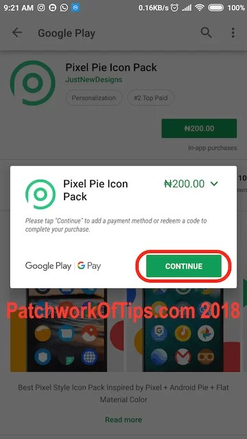Buy Google App In Naira 2