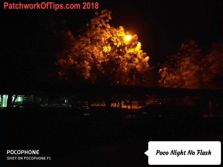 Poco Phone Night Shots 5