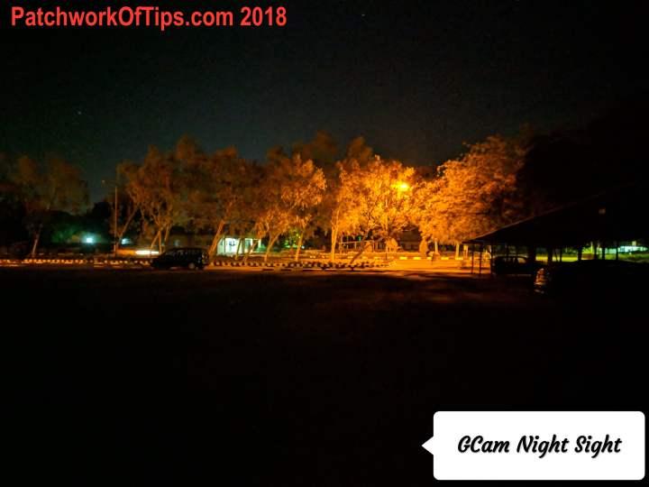 Poco Phone Night Shots 7