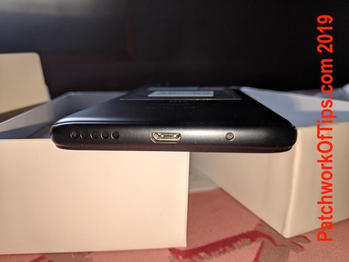 Xiaomi Redmi Go Unboxed 2