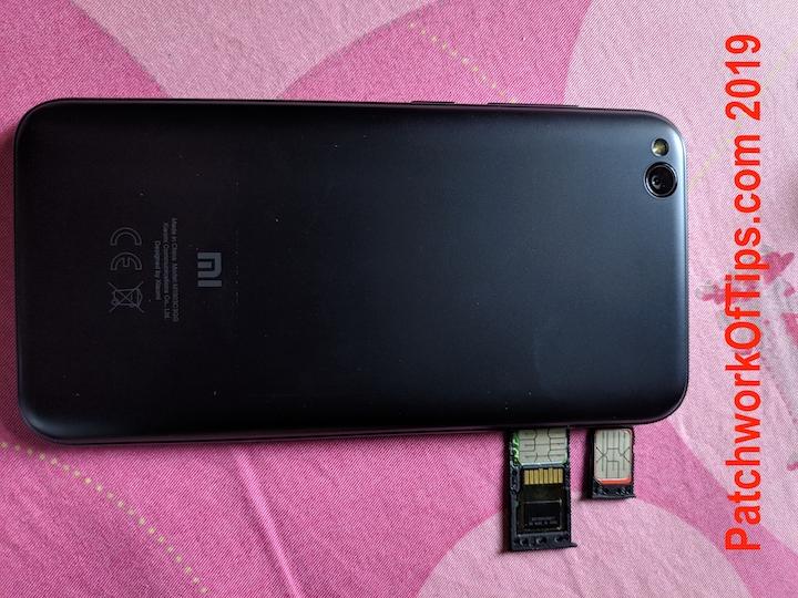Xiaomi Redmi Go Unboxed 4