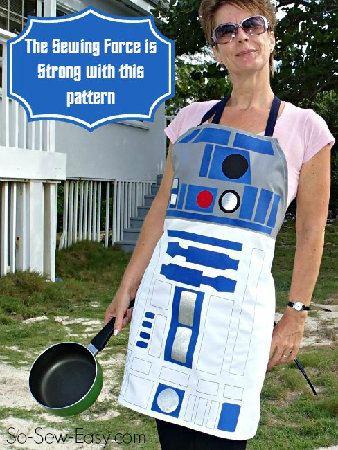 Free Star Wars Sewing Patterns