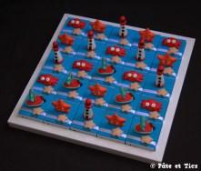 Boîtes à dragées crabes, phares, étoiles et mer et voiliers thème mer et océan