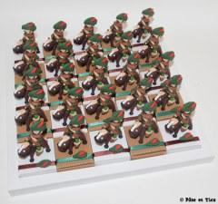 Boîtes à dragées Robin des Bois