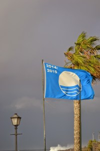 Bandera Azul 2014-2015