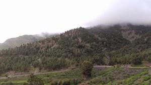 Vistas desde el Mirador de Valle de Arriba