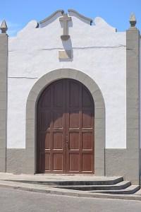 Ermita junto al Caserío