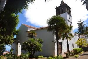 La Iglesia Matriz de San Marcos