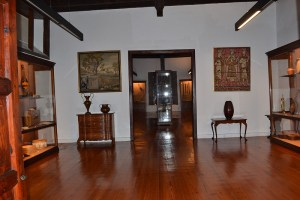 Sala en el Museo de Artesanía Iberoamericana