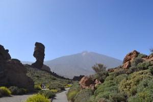 Senderos Adaptados en el Parque Nacional del Teide