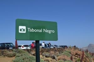 Mirador del Tabonal Negro