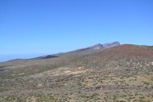 Vistas de desde El Mirador de Izaña
