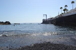 Playa el Puertito en Santiago del Teide