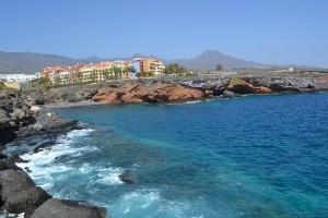 Playa Las Salinas en Costa Adeje