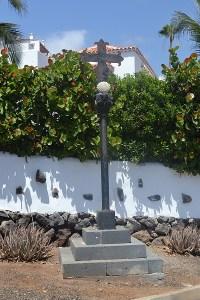 Paseo Litoral Costa Santiago en Santiago del Teide