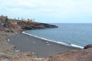 Playa Del Abrigo en Fasnia