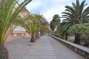 Playa de La Caleta en La Caleta de Interian, Garachico
