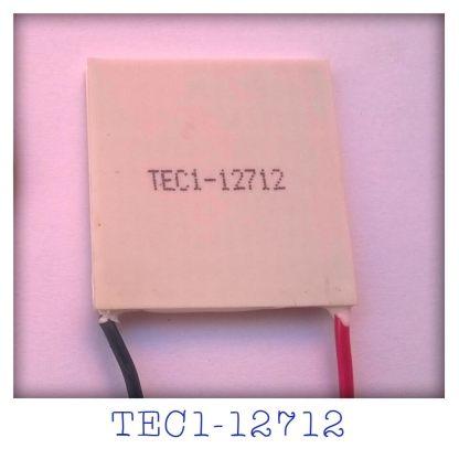 TEC1-12712 Thermoelectric Cooler Peltier Module 12V, 12Amp