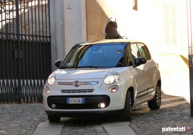 Fiat 500l 14 T Jet Gpl Prova Prezzi E Consumi Patentati