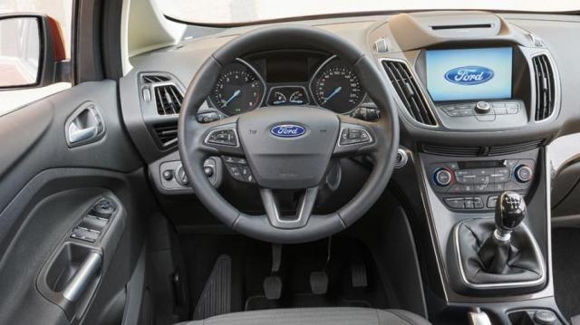Ford C Max 7 Posti Listino Prezzi 2019 Consumi E