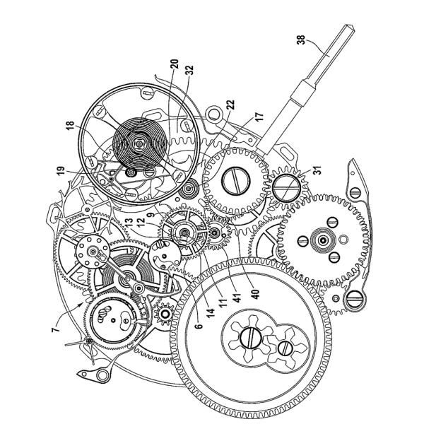 Patent Drawing Engine