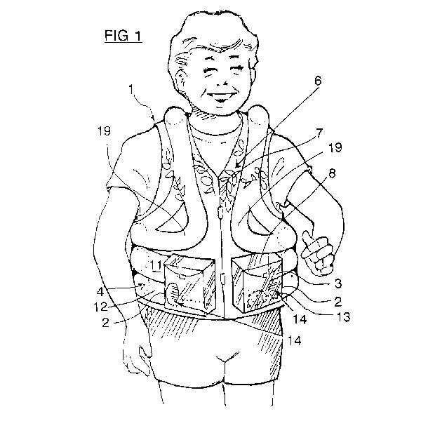 Funny Patents Part 3 – The Gerbil Vest