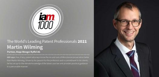 iam Patent 1000
