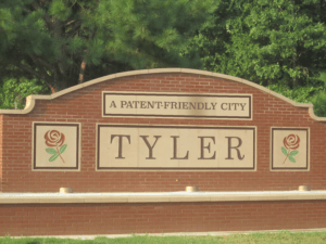Tyler, Texas welcomes patent owners