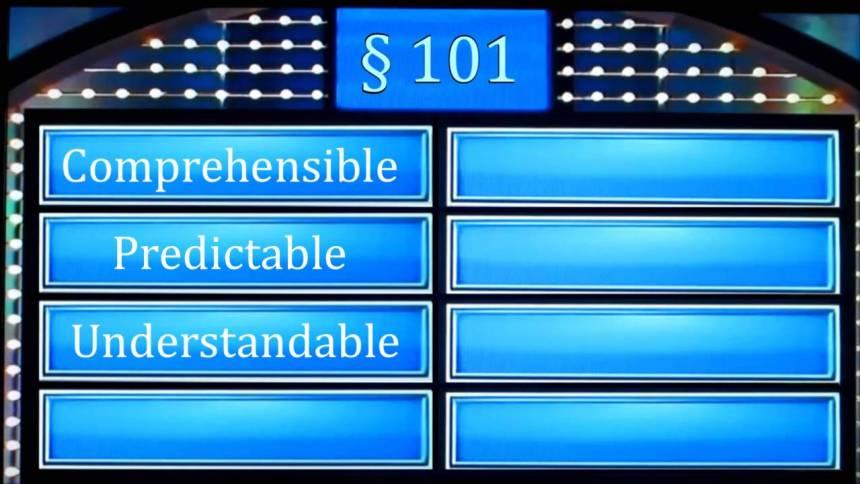§ 101 Family Feud Board