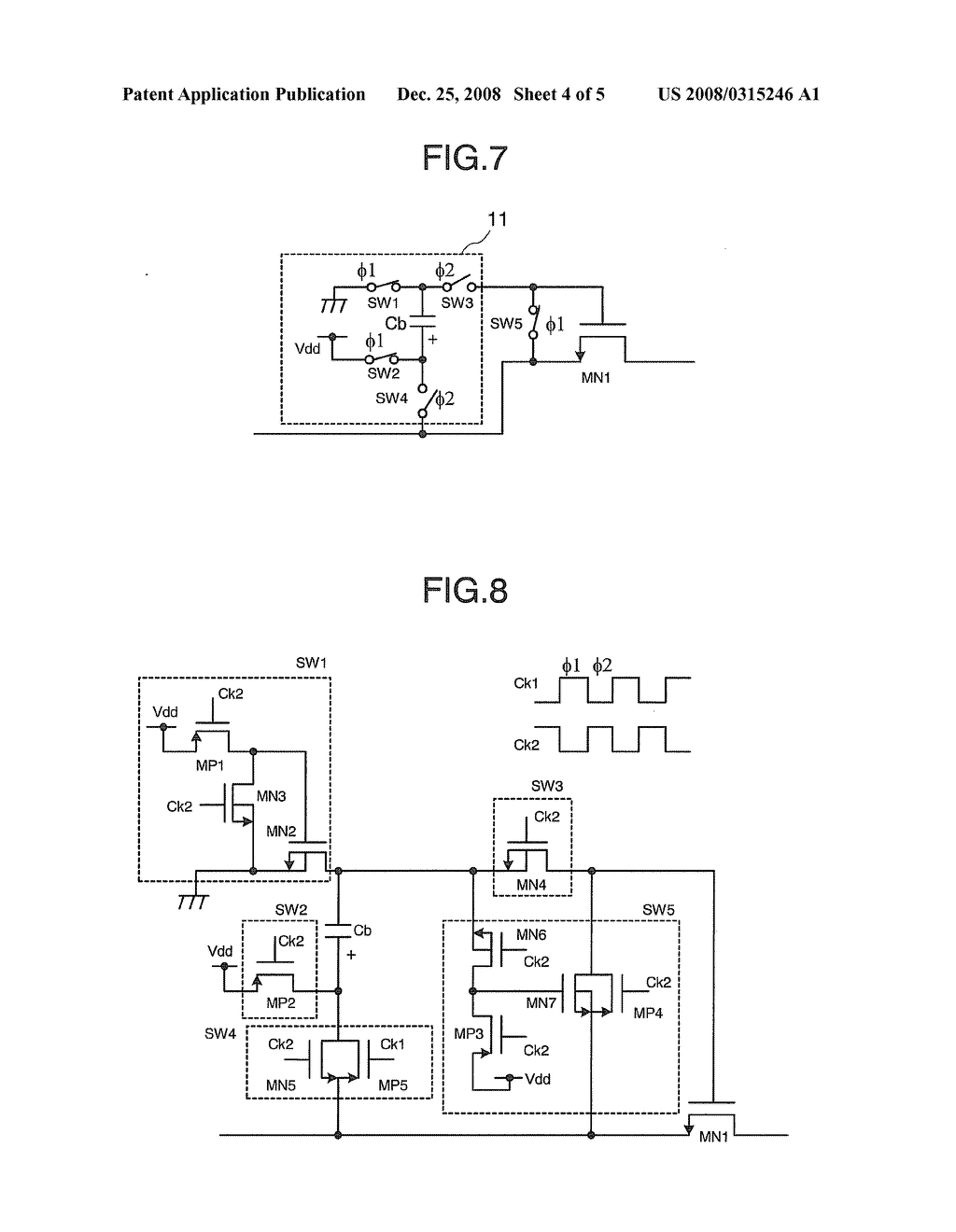 Transistor switch circuit and s le and hold circuit diagram