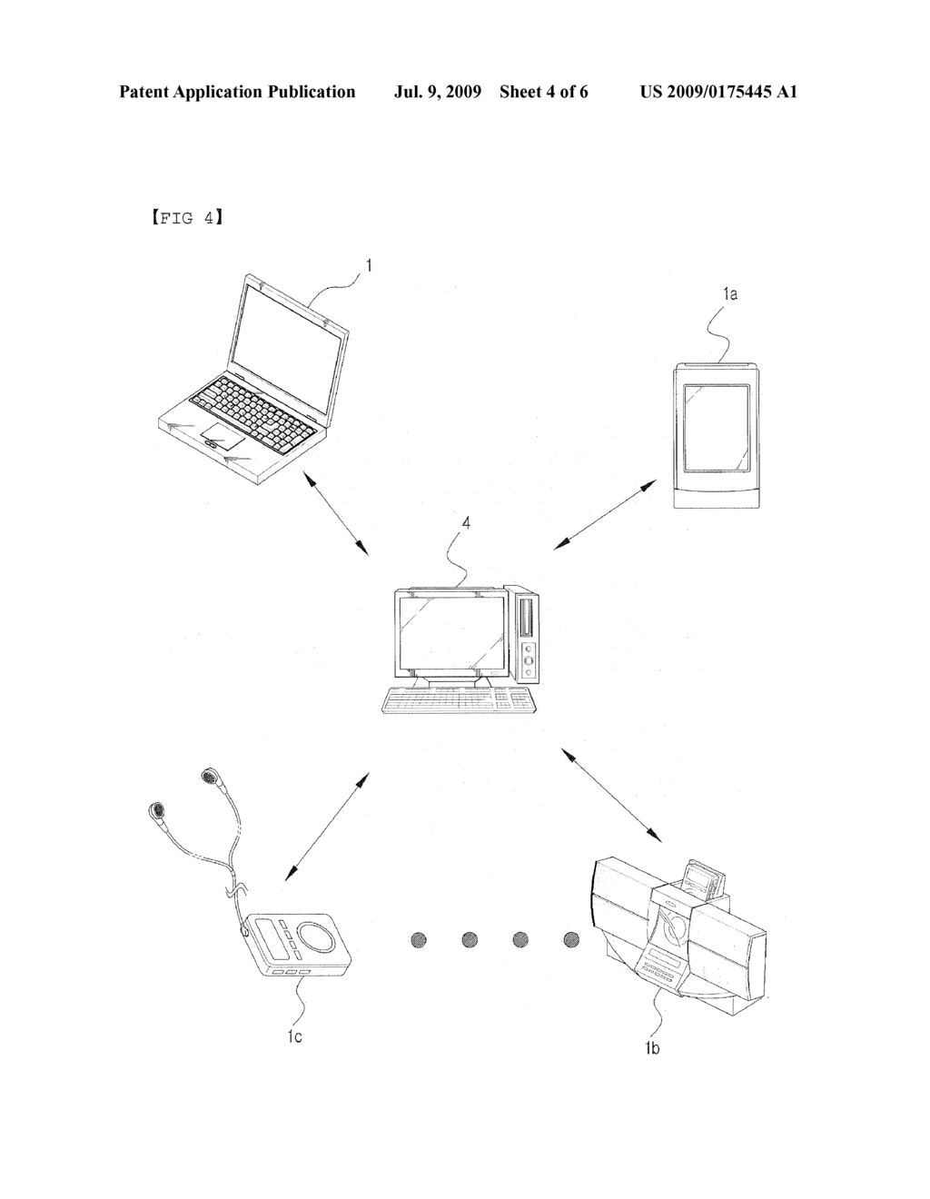 Electronic device home work system and method for protecting
