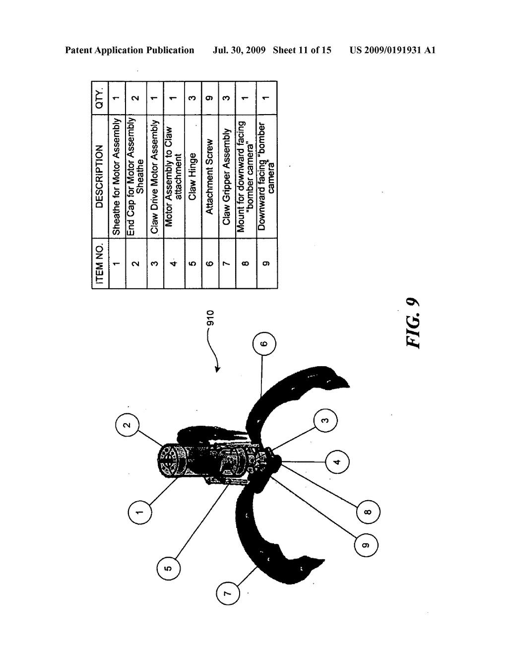 Claw Machine Schematics