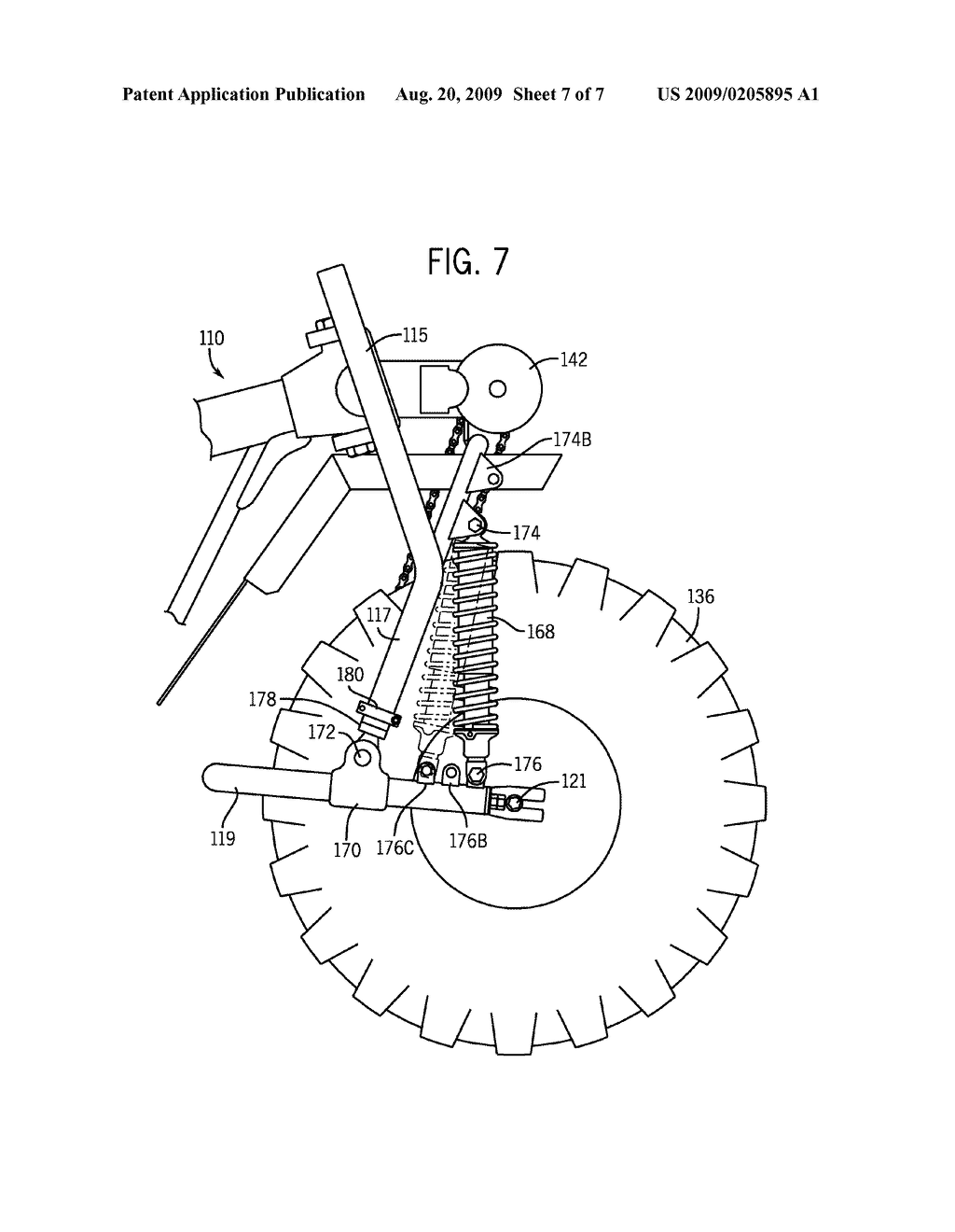 Front wheel suspension on a two wheel drive motorcycle diagram front wheel suspension on a two