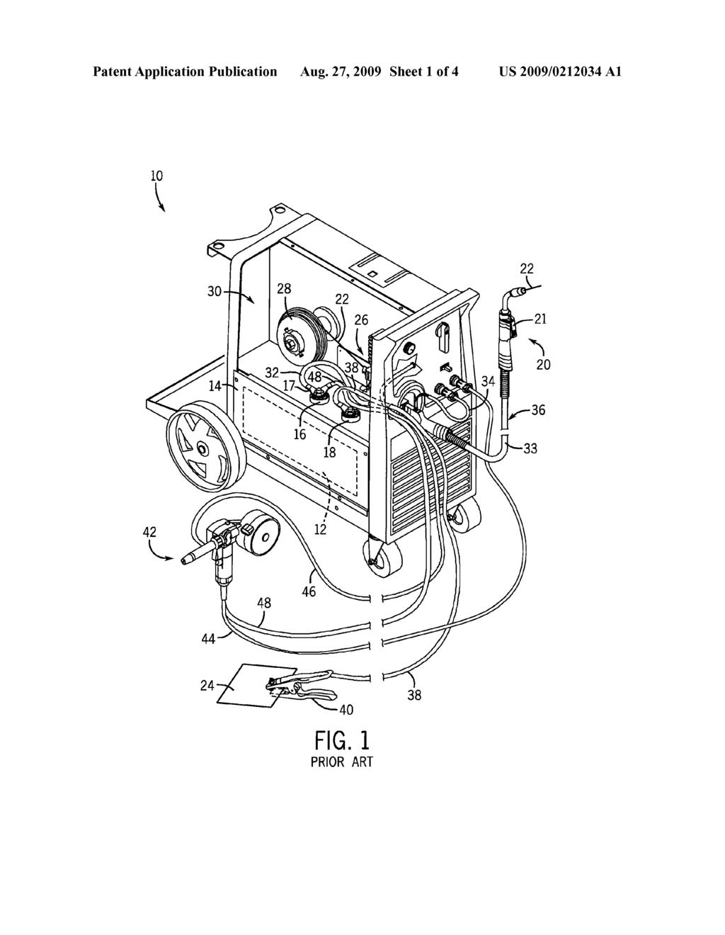 Mig Welding Machine Diagram