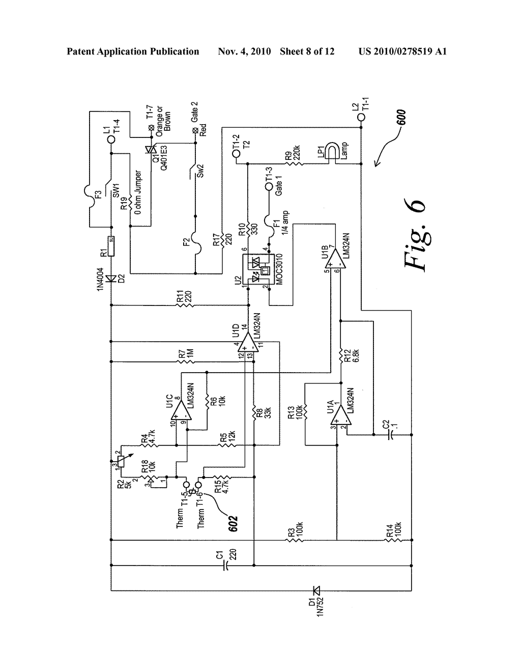 Electric Water Heater Circuit Diagram