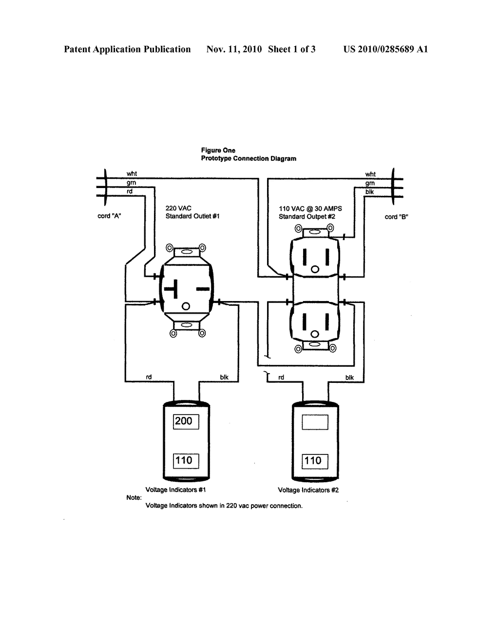110 Volt Outlet Wiring Diagram