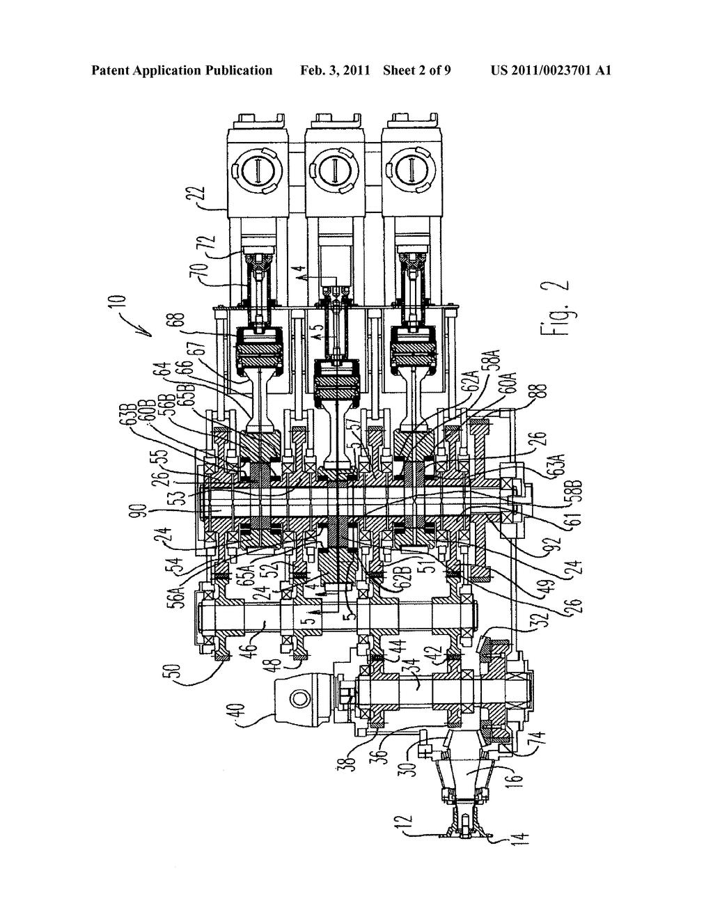 Reciprocating Pump Schematic