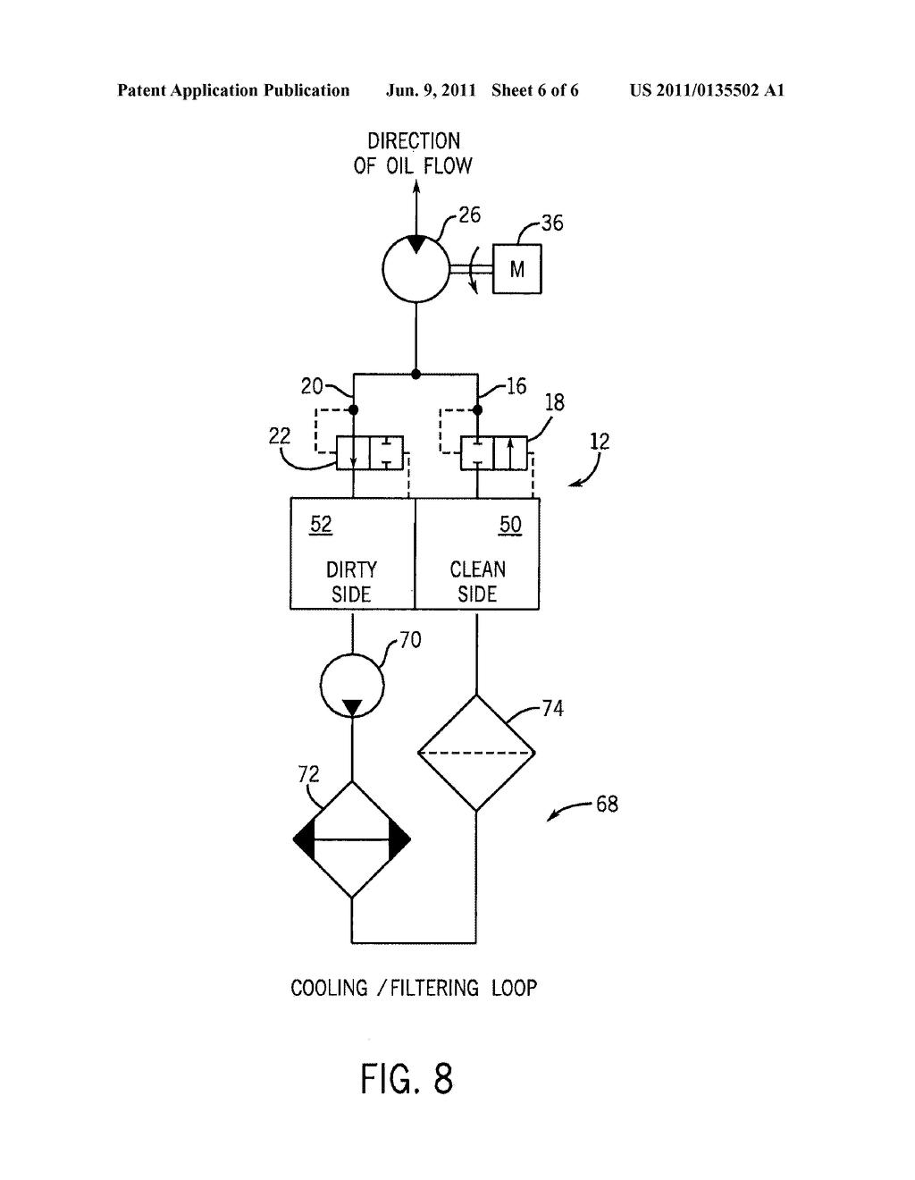 Hydraulic reservoir for hydraulic regenerative circuit diagram