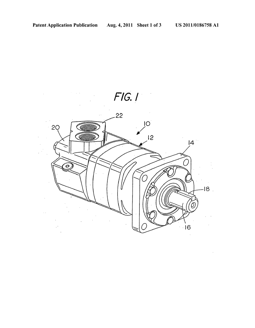 Symbol For Hydraulic Motor
