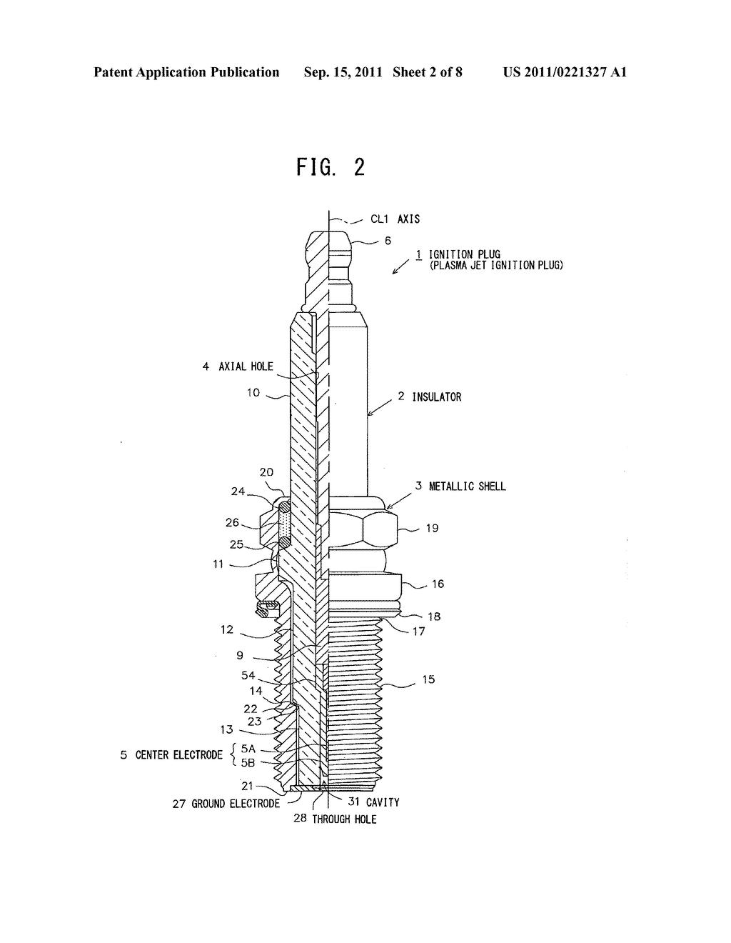 Spark Plug Diagram