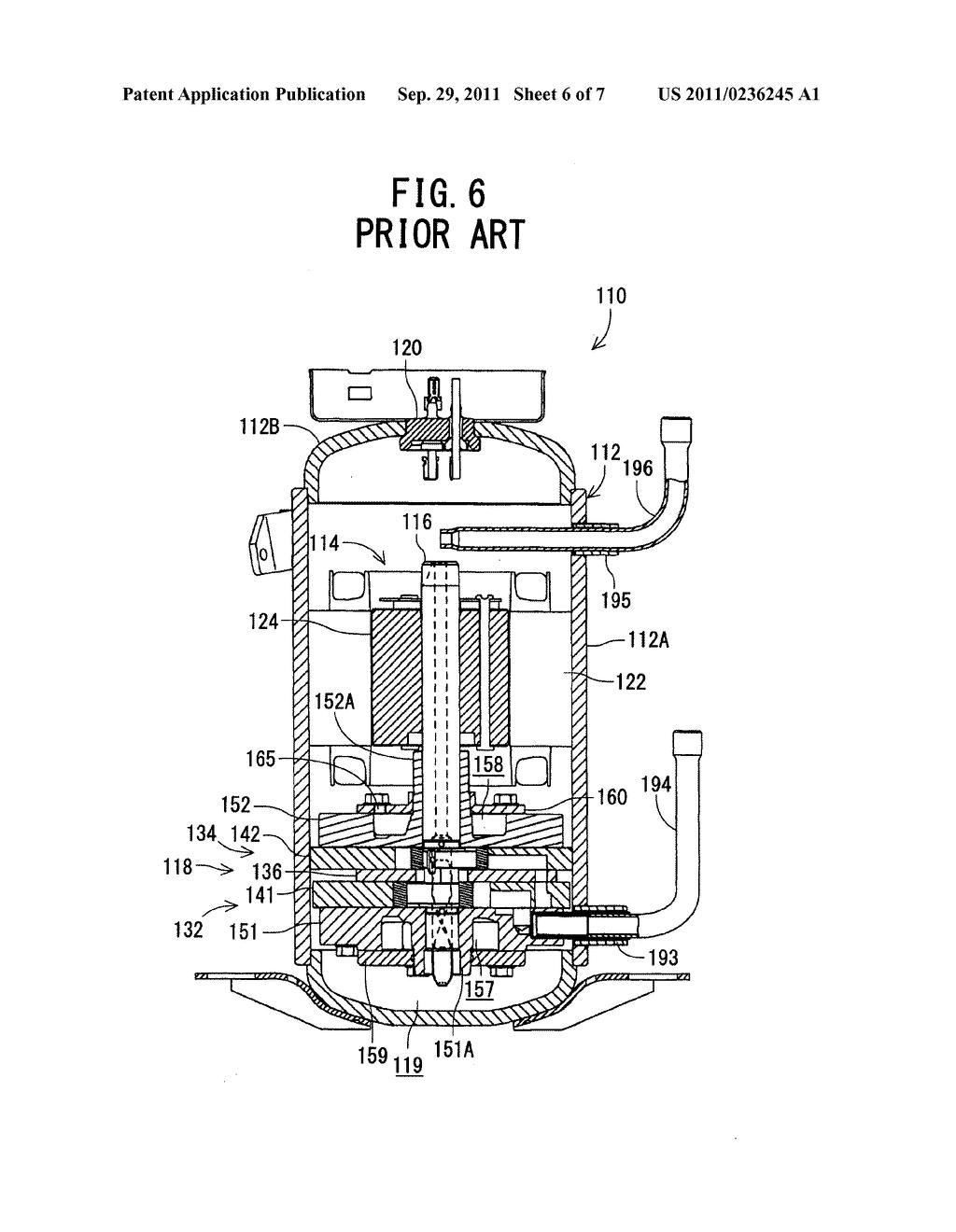 Wiring A Rotary Compressor Schematic Rotary Compressor