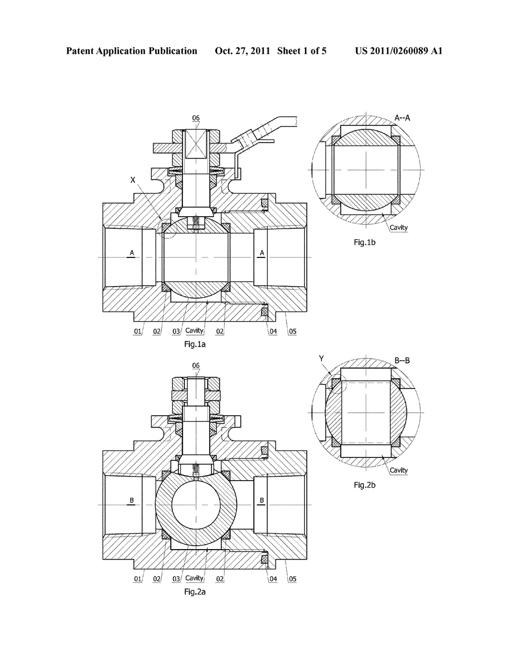 Ball Valve Diagram