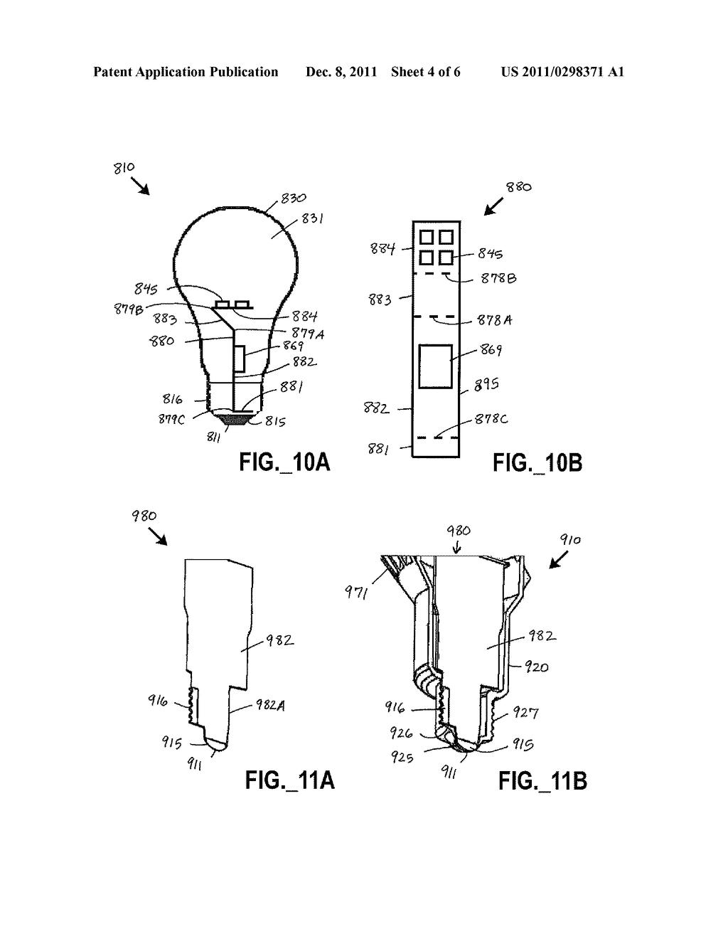 Led Light Bulb Led Light Bulb Diagram
