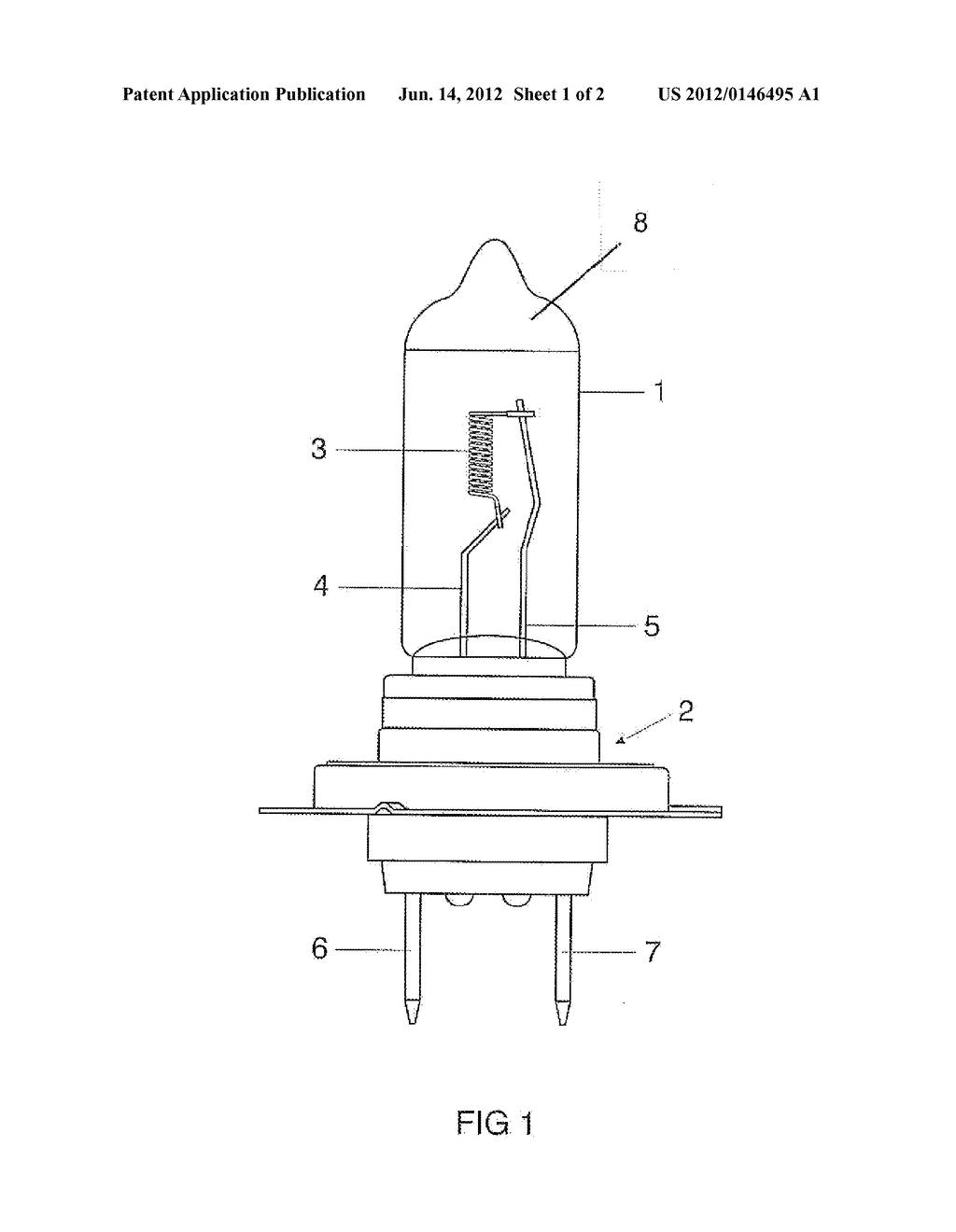 Halogen Lamp Diagram Interesting Halogen Lamp With