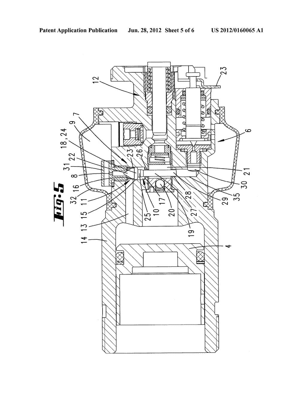 Hydraulic Press Line Diagram