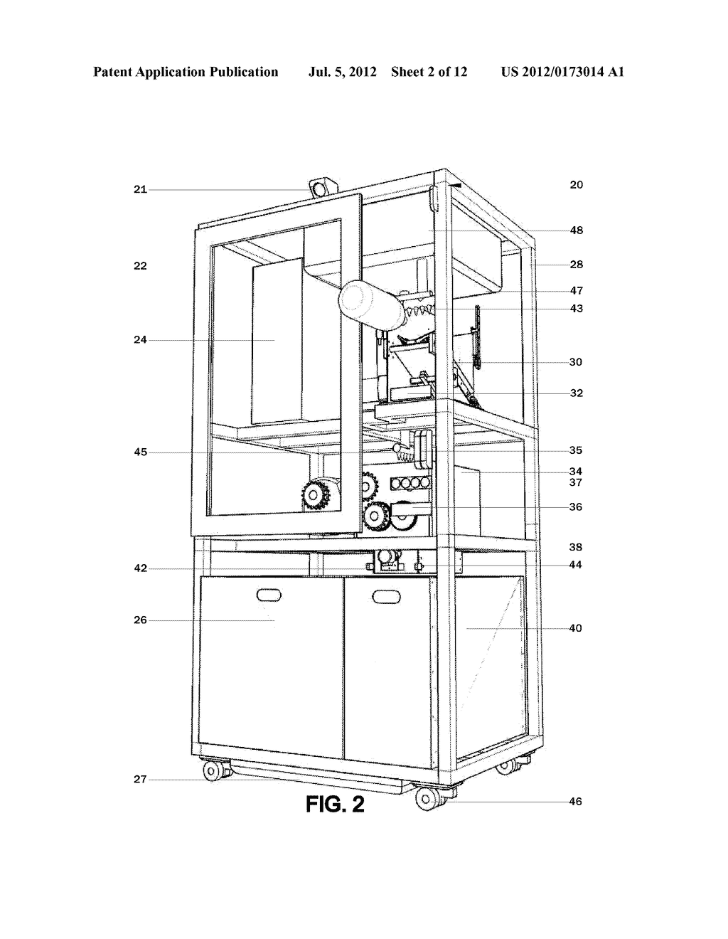 Vending Machine Operation Diagram 33 Wiring Diagram