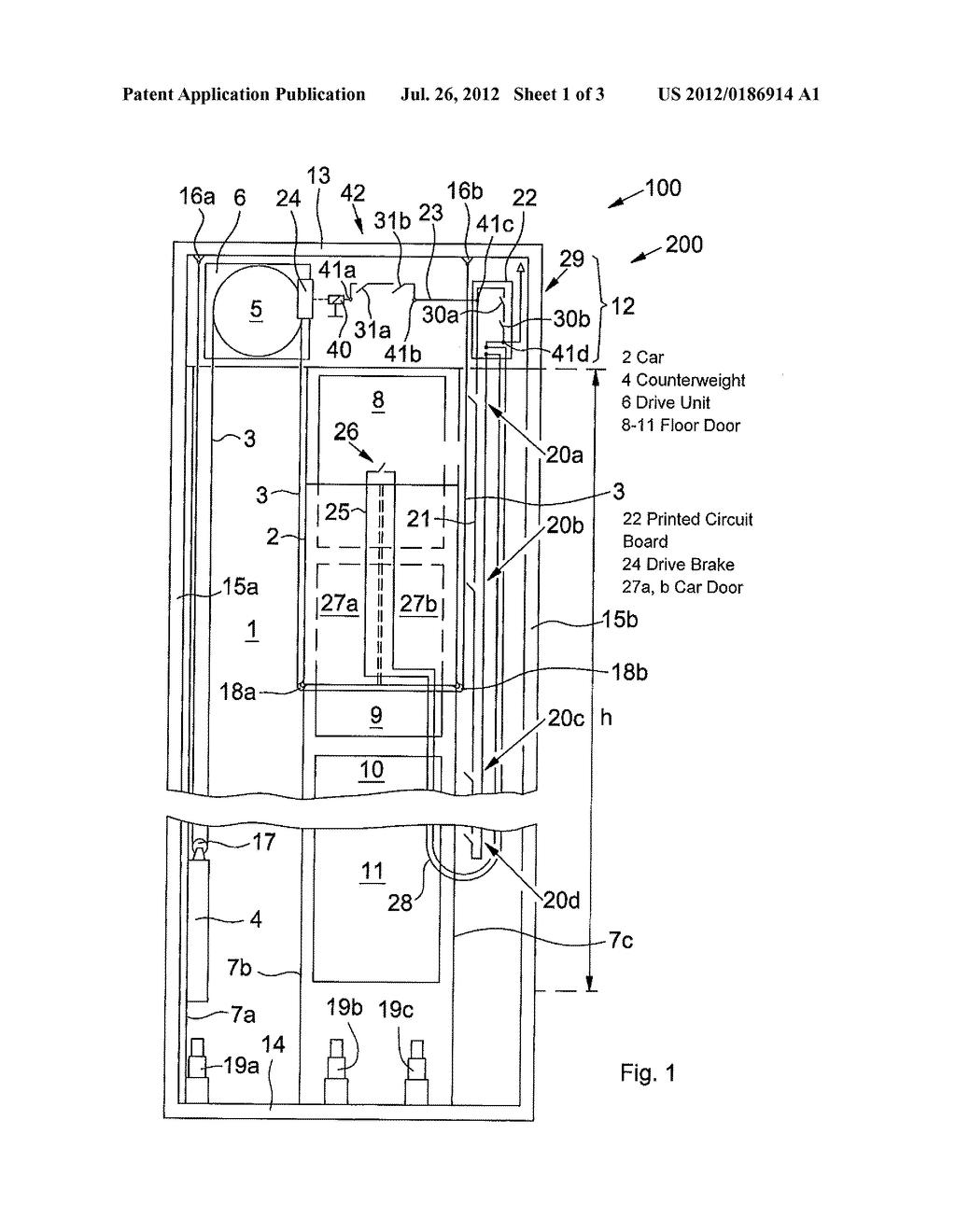 Wrg Elevator Schematic Diagram