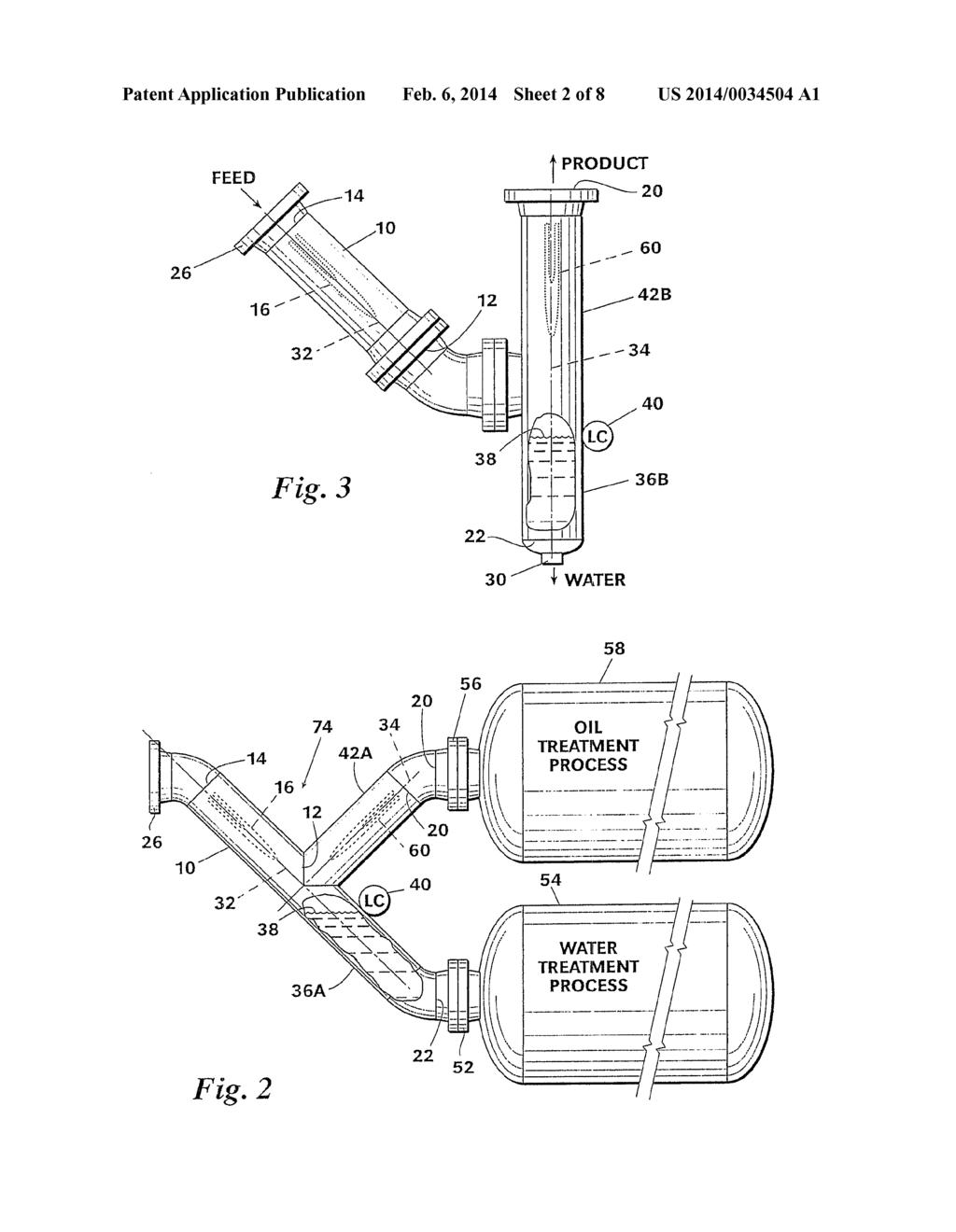 High velocity electrostatic coalescing oilwater separator high velocity electrostatic coalescing oilwater separator diagram schematic and image